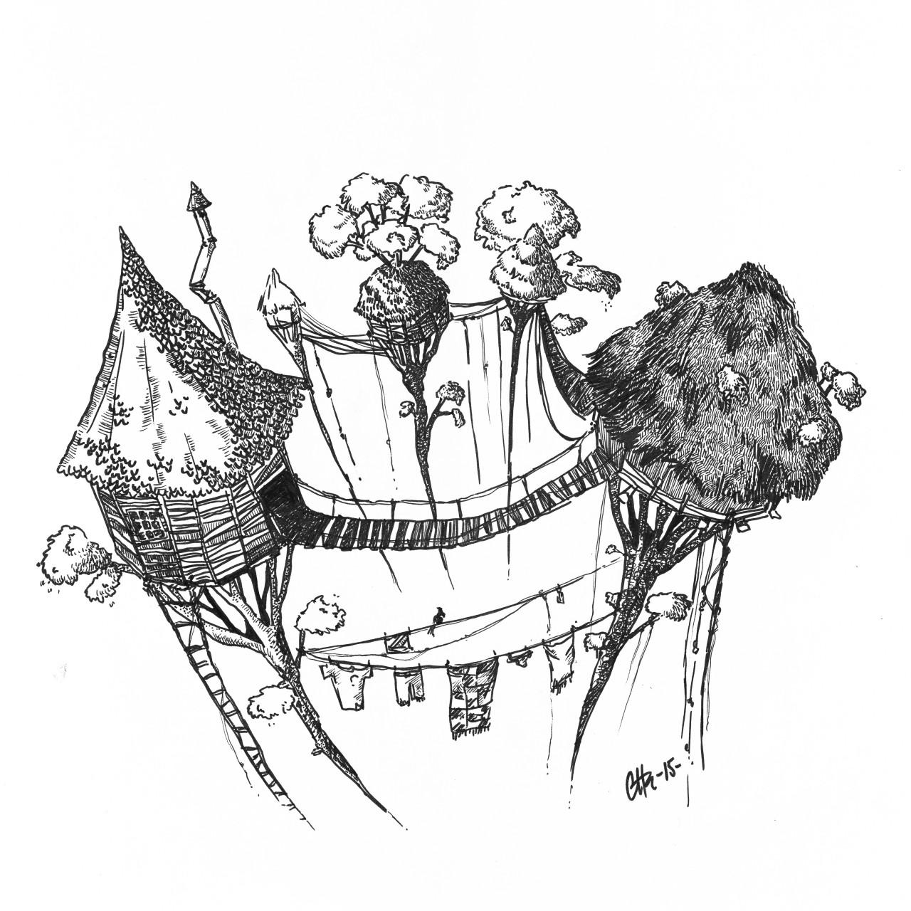 Baumhaus-1