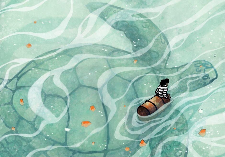 Elena & das Meer